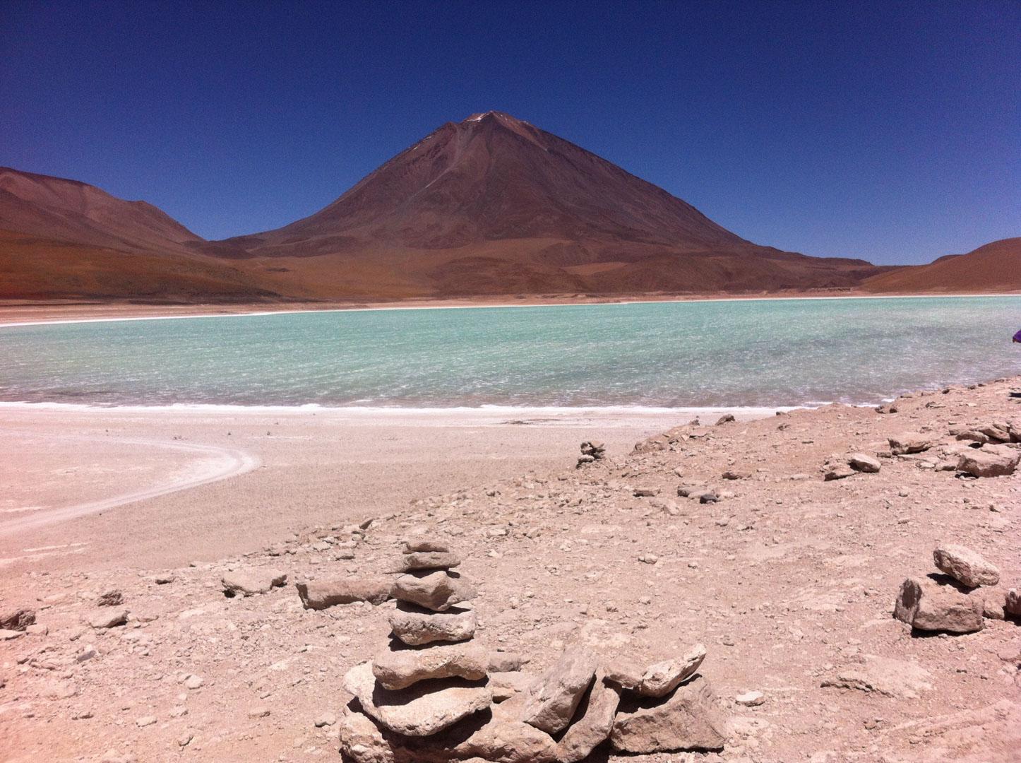 O deserto e a beleza que balança 1