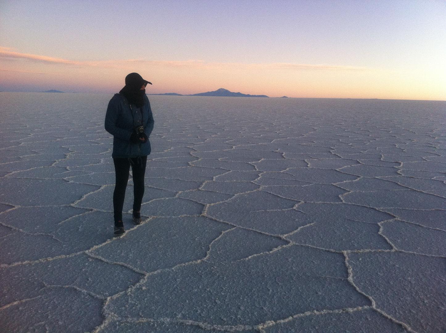 O deserto e a beleza que balança 5