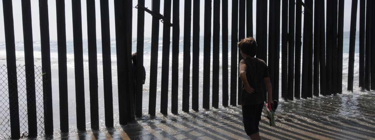 O muro que divide a América 6