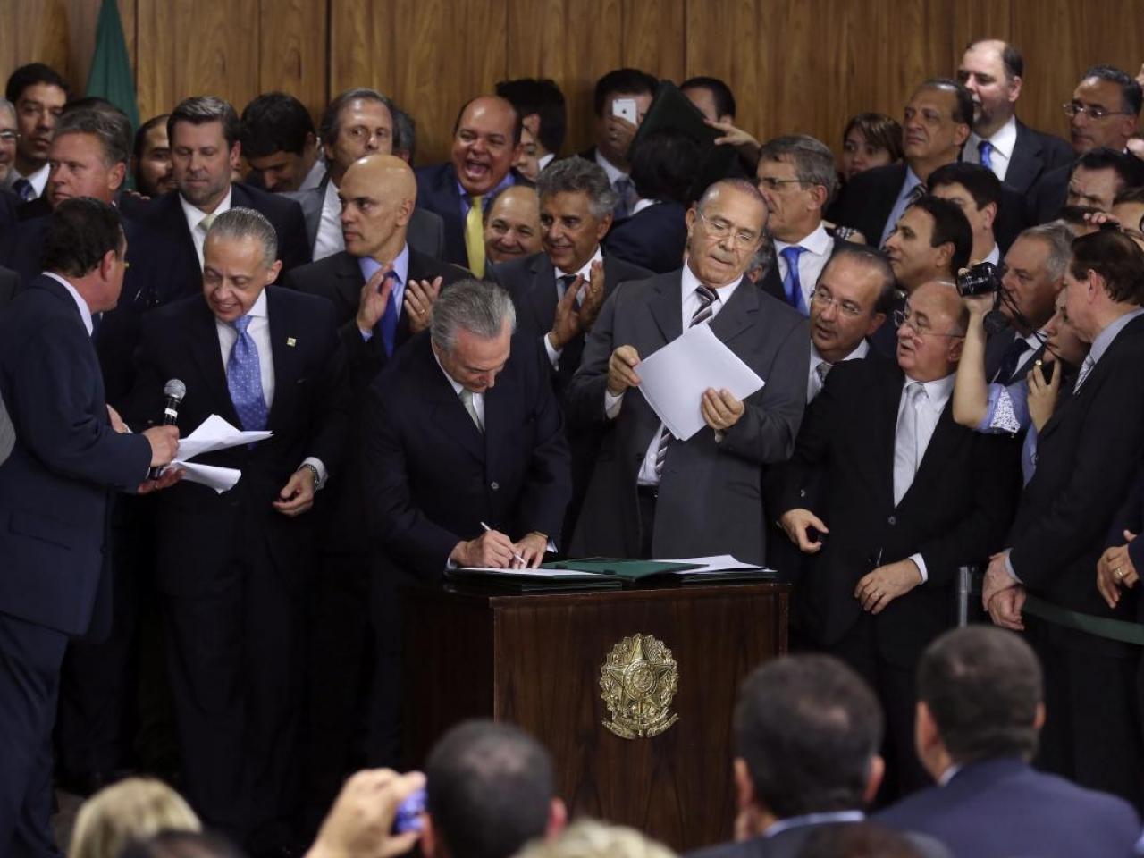 Brasil é o único país da América Latina sem ministras