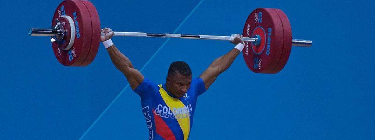 A maior medalha dos atletas latinos: a superação