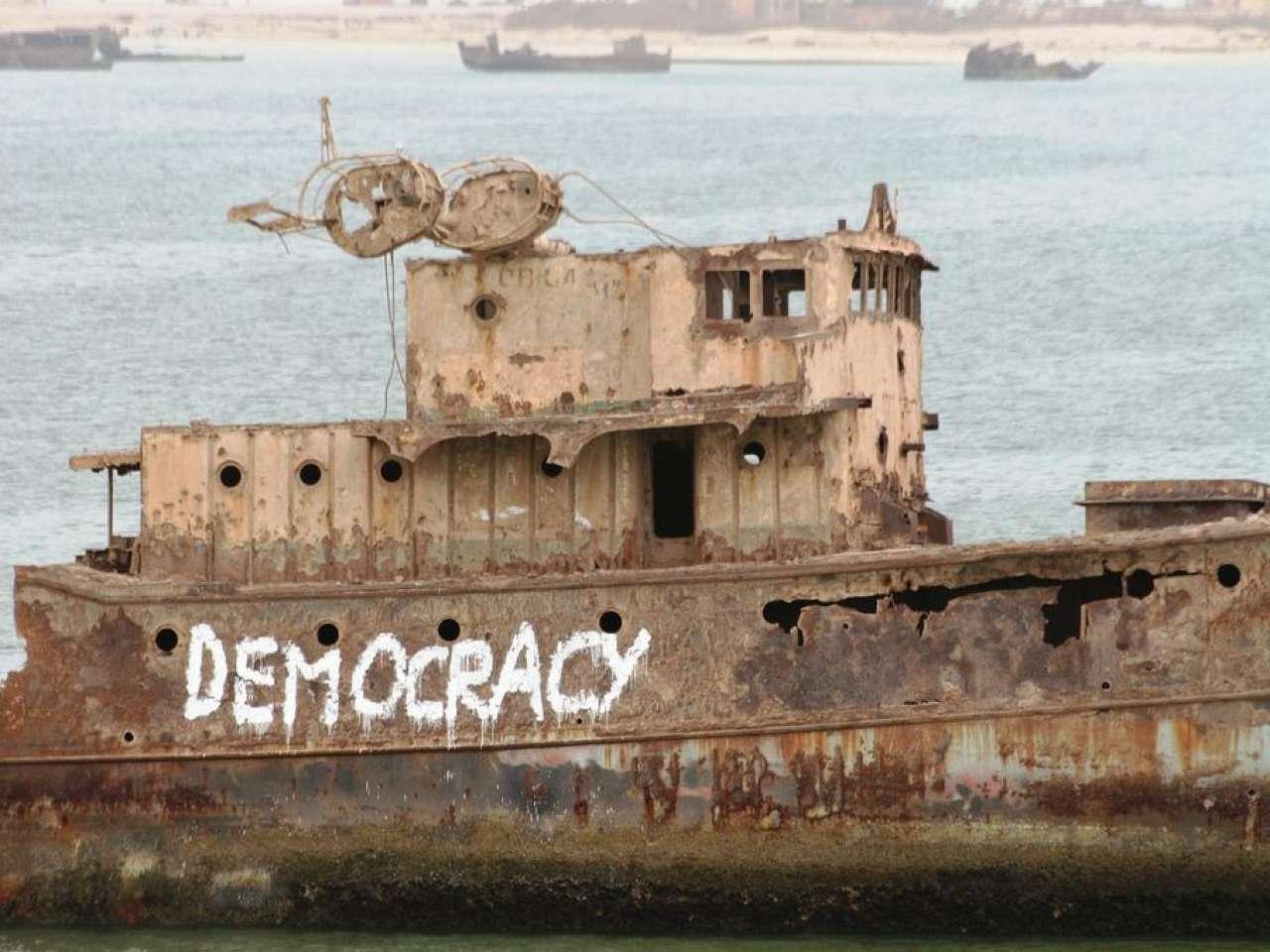 Corrupção reduz apoio à democracia