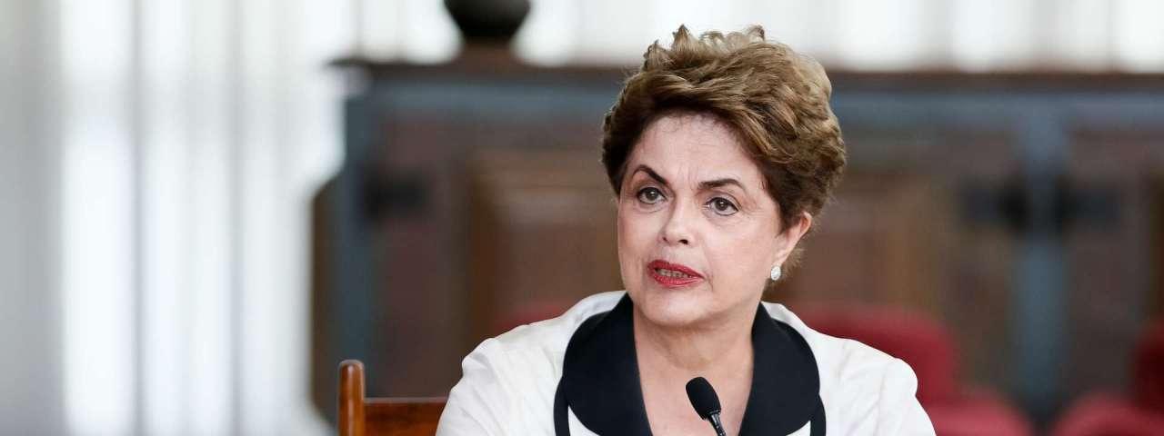 Dilma Rousseff: 'Temer é apenas um fantoche, uma fachada'