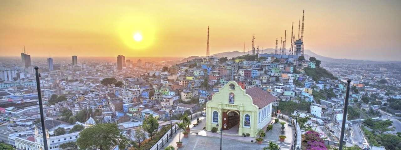 Guayaquil: a urbanização latino-americana para gringo ver