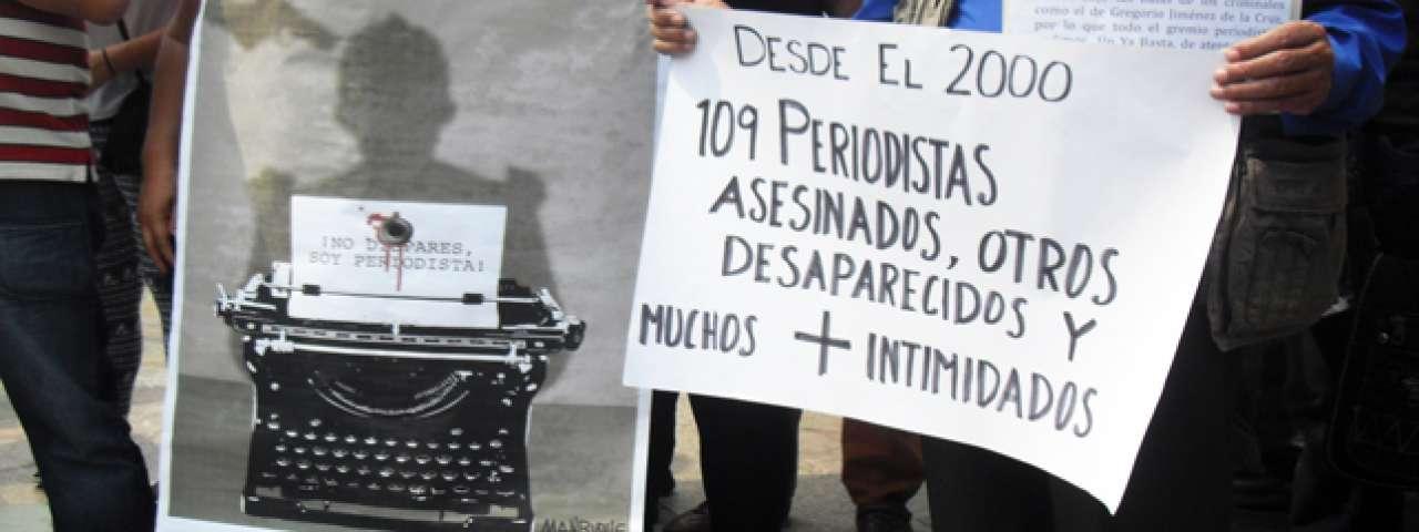 América Latina: onde a notícia mata jornalistas
