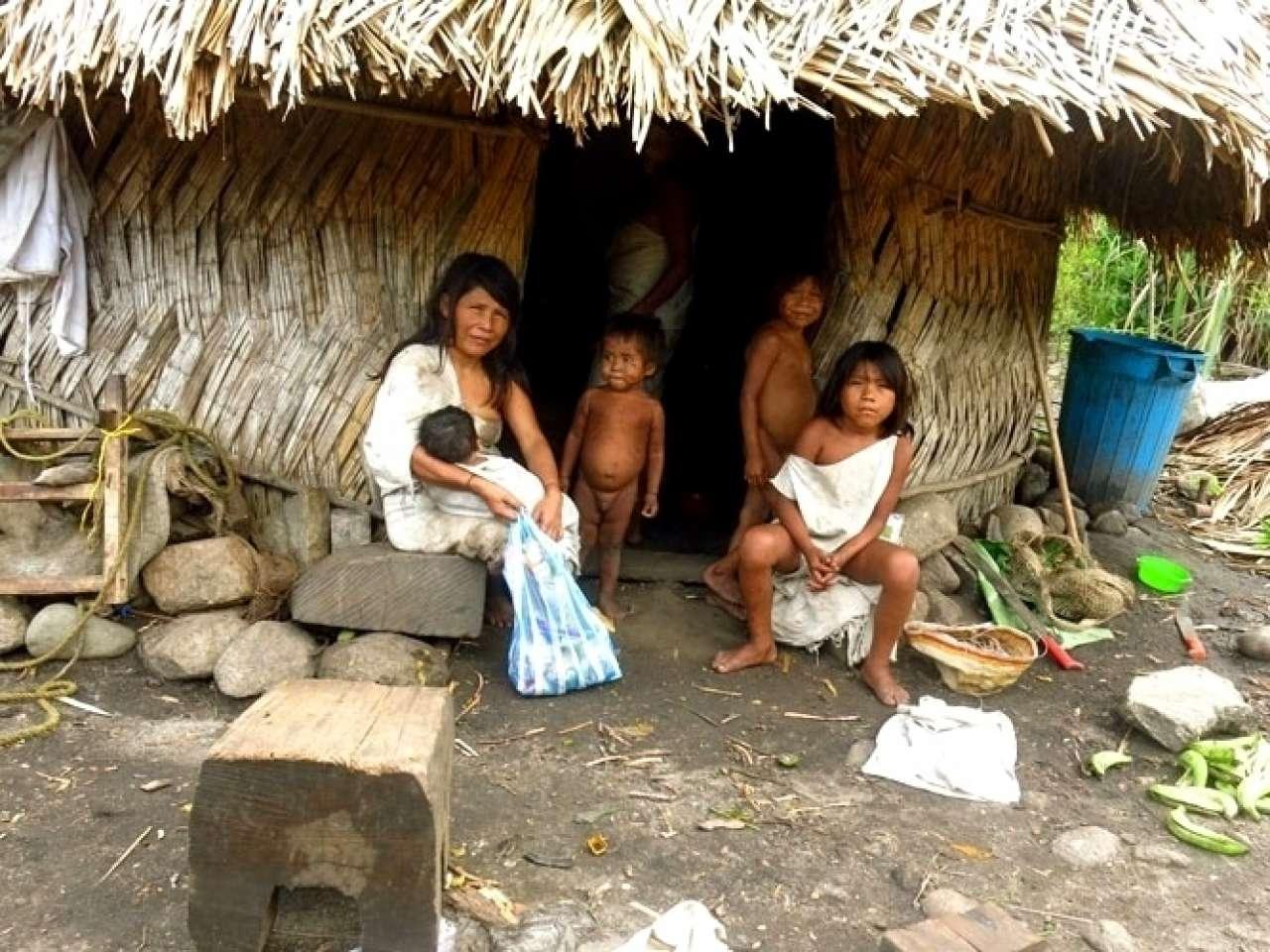 Conheça os índios Kogui, guardiões do coração da Terra 1