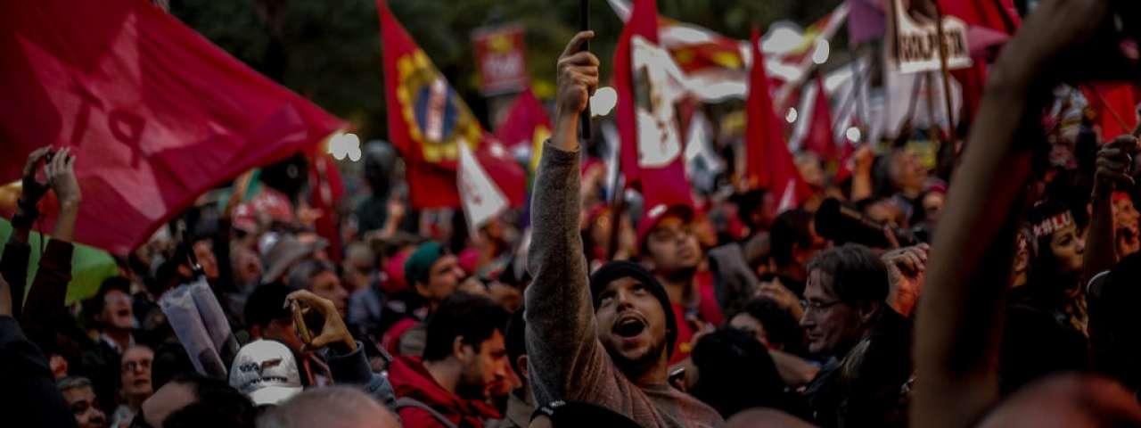 Curitiba: no olho do furacão brasileiro