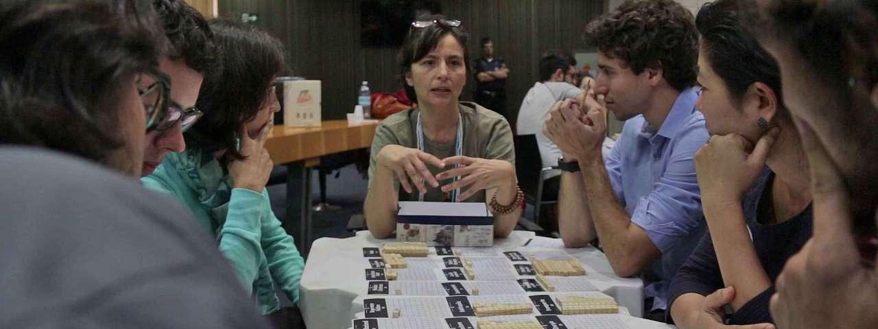 Que tal aprender política em um jogo de tabuleiro?