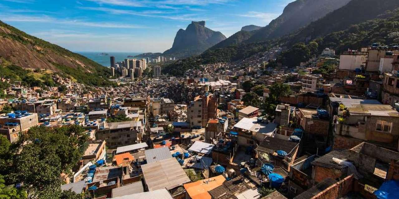 A heroína que vive na Rua 2 da Rocinha