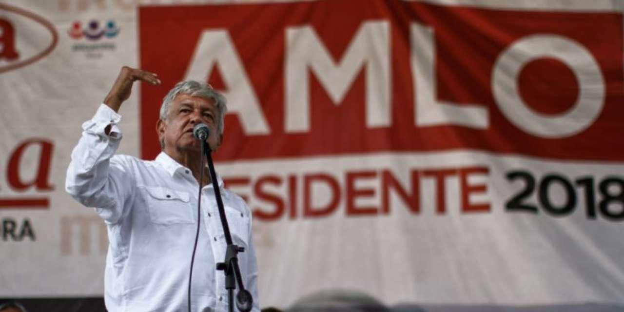 Líder das pesquisas, candidato da esquerda no México luta para convencer o mercado