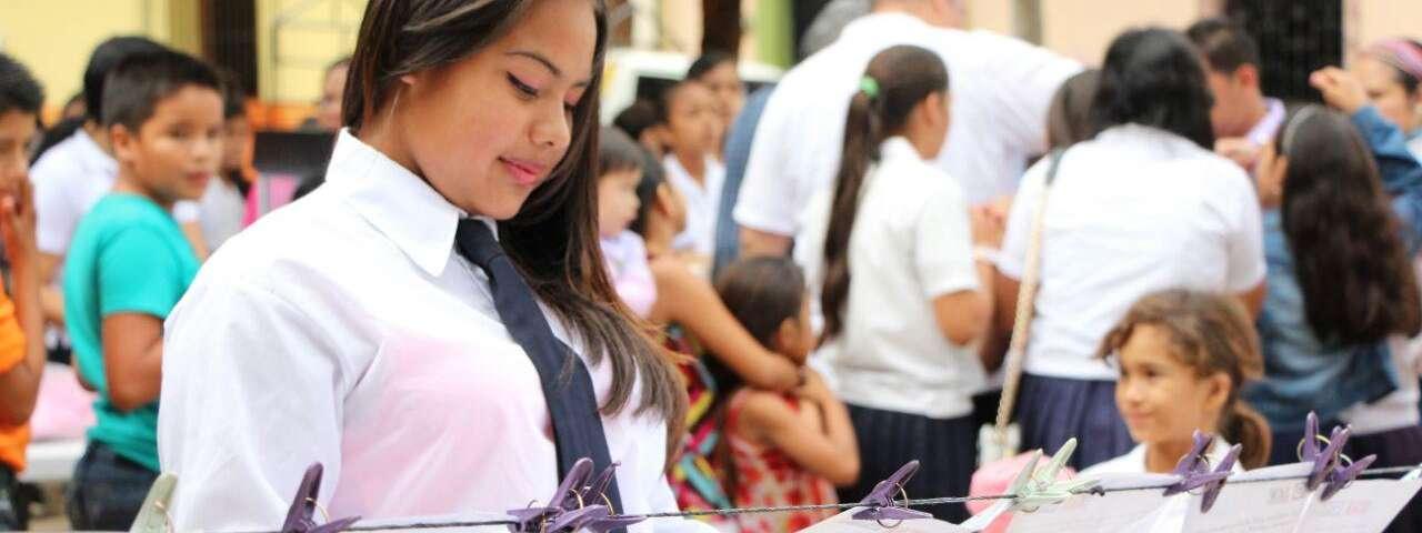 Bibliotecas criam 'nova Honduras'