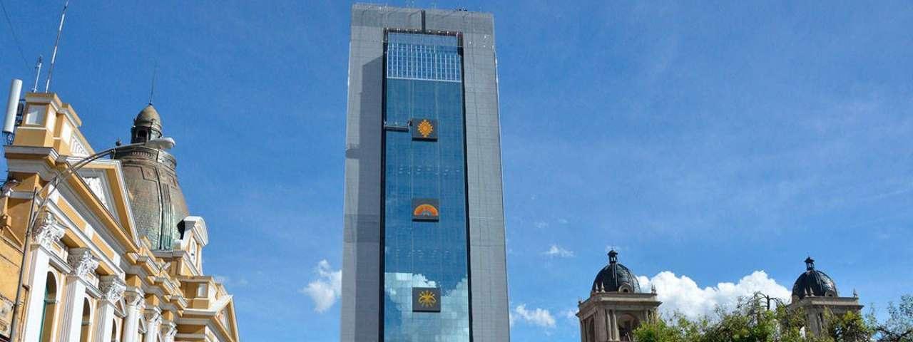 A Casa Grande del Pueblo: novo objeto da polarização política na Bolívia 1